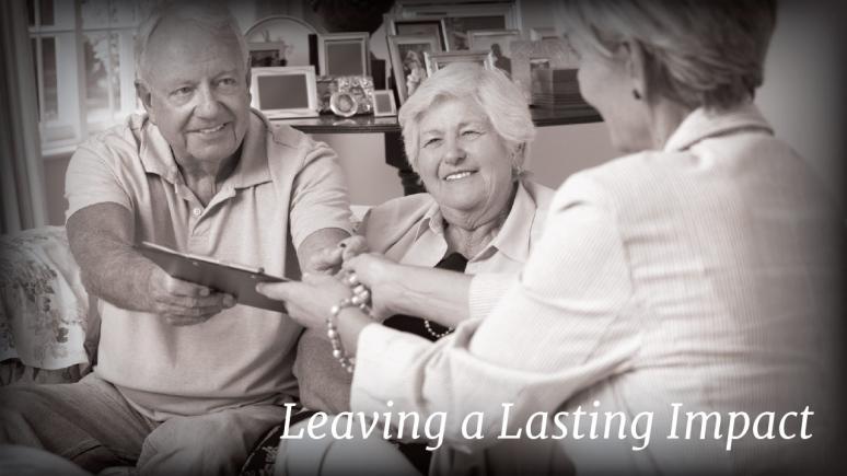 Leaving a Lasting Impact